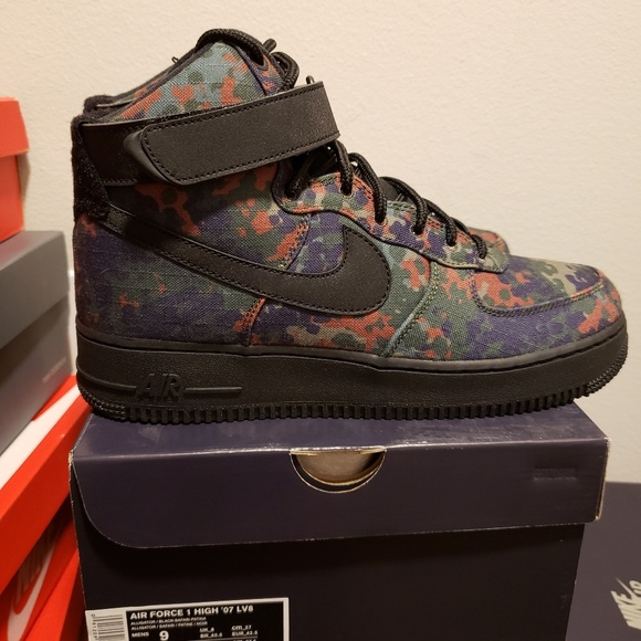 best cheap 147d2 0835c 🆕 🚹Nike Air Force 1 High 07 LV8🔥